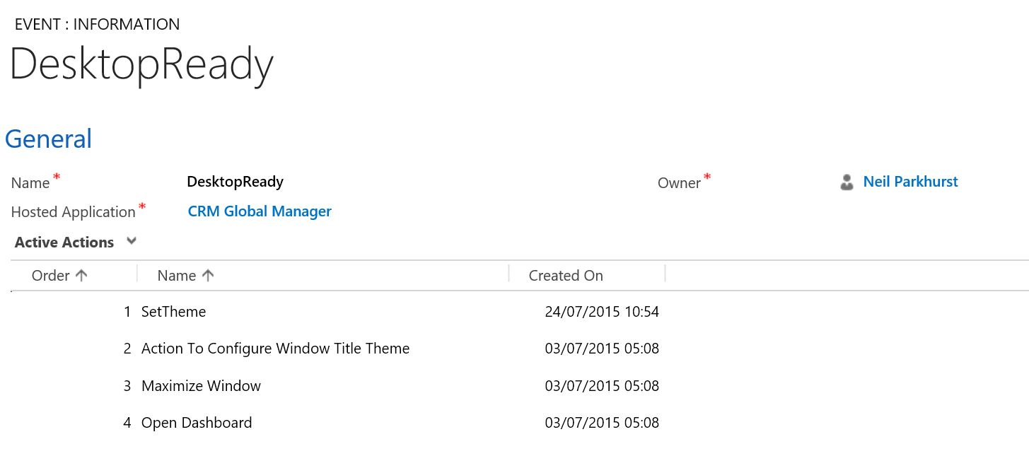 USD – Create your first global tab   Microsoft Dynamics 365 and
