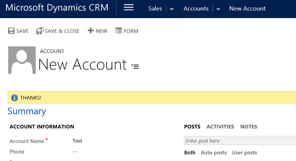 JavaScript – Basics | Microsoft Dynamics 365 and Unified
