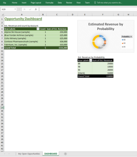 CRM2016 – Excel Templates | Microsoft Dynamics 365 and