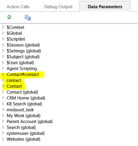 USD – ClearDataParameter   Microsoft Dynamics 365 and Unified
