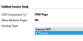 USD – Hosting Type WPF Internal or IE Process?? | Microsoft