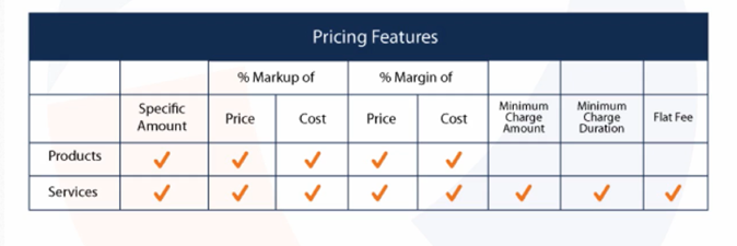 field service price lists microsoft dynamics 365 and unified