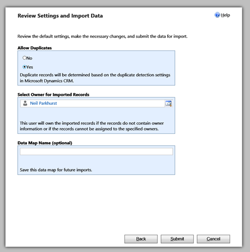 MB2-710 – Importing Data   Microsoft Dynamics 365 and Unified