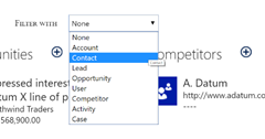 Dynamics 365 – Relevance Search | Microsoft Dynamics 365 and