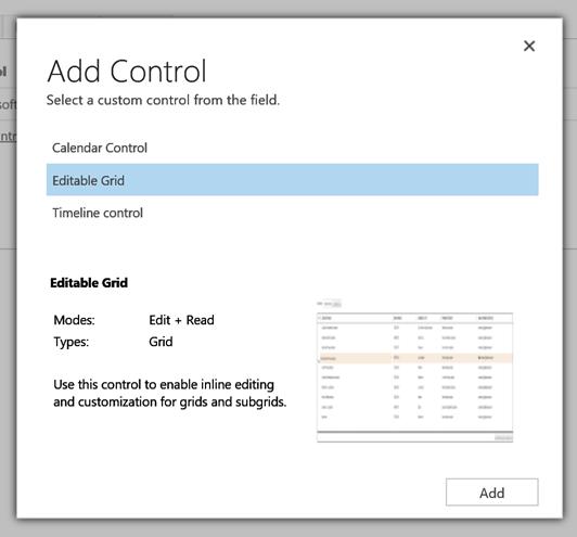 Dynamics 365 Editable Grids Microsoft Dynamics Crm
