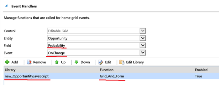Dynamics 365 – Editable Grids JavaScript Example | Microsoft