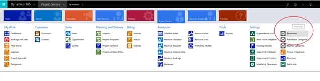 PSA – Project Finder - Microsoft Dynamics CRM Community