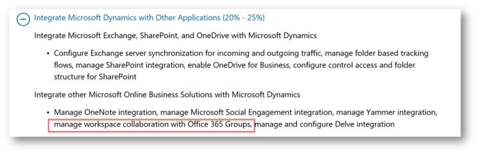Mb2 715 Certification Microsoft Dynamics 365 Customer Engagement