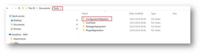 USD – Configuration Migration (From V9 0 Onwards) | Microsoft