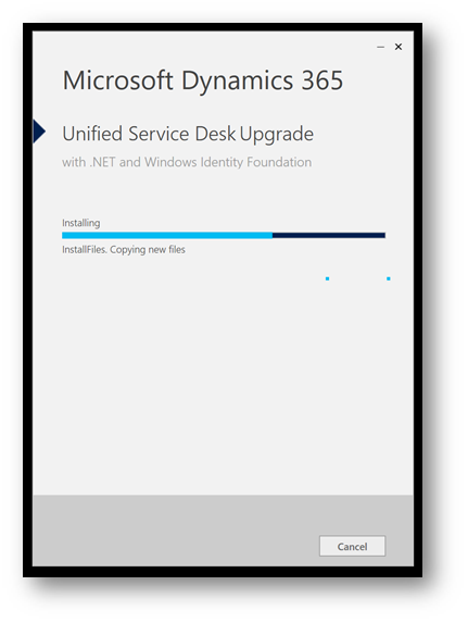 Installing The Client Is A Simply Process. Just Run The Client Install  Application (e.g. Dynamics365 USD 3.2.0.886 Amd64), If You Have An Existing  Client ...