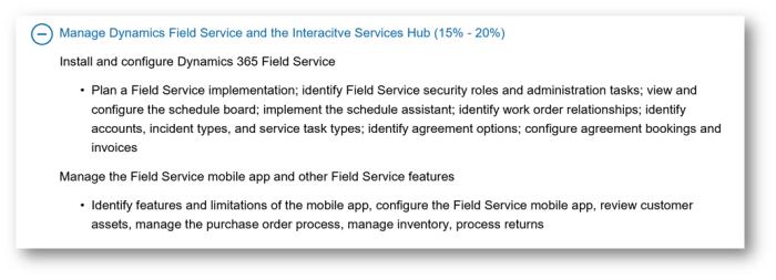 MB2-718 Certification: (Microsoft Dynamics 365 Customer Service ...