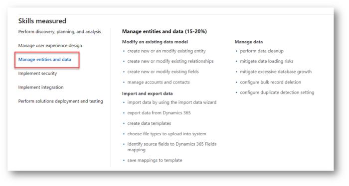 MB-200: Microsoft Dynamics 365 Customer Engagement Core